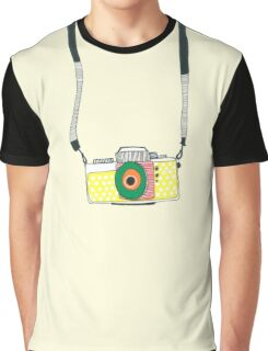 The Hanging Camera Graphic T-Shirt