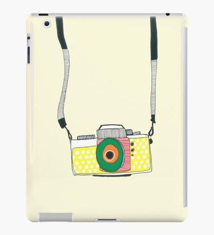 The Hanging Camera iPad Case/Skin