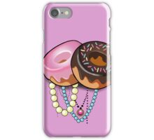 Dunk your donuts  iPhone Case/Skin