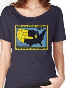 1915 Votes for American Women Women's Relaxed Fit T-Shirt