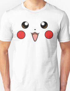 Pokemon - Pikachu Face Yellow T-Shirt