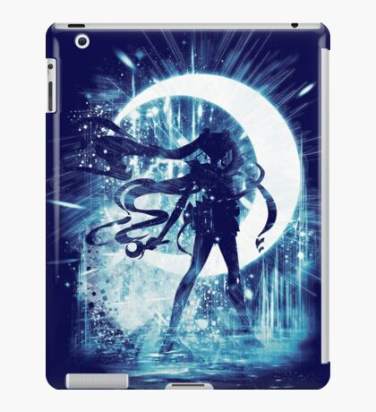 moon storm iPad Case/Skin