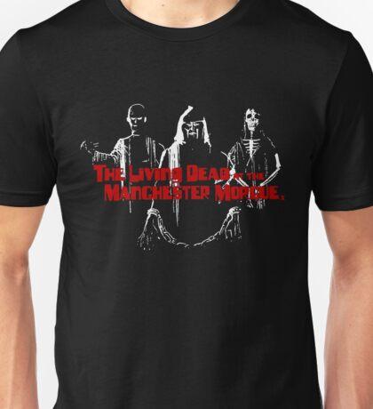 manchester dead Unisex T-Shirt