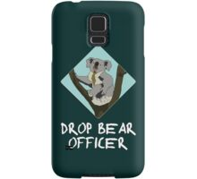 Drop Bears Preservation Society Samsung Galaxy Case/Skin