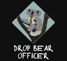 Drop Bears Preservation Society One Piece - Short Sleeve