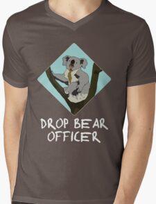 Drop Bears Preservation Society Mens V-Neck T-Shirt