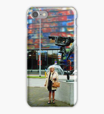 Media Park Hilversum. iPhone Case/Skin