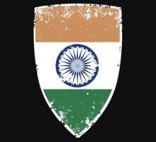 Flag of India One Piece - Short Sleeve