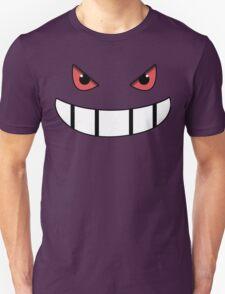 Pokemon - Gengar Face Purple T-Shirt
