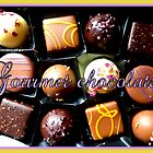 Gourmet Chocolates by ©The Creative  Minds