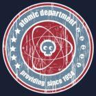 Nuclear Danger by quark