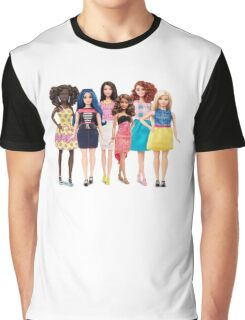 Real Dolls Graphic T-Shirt
