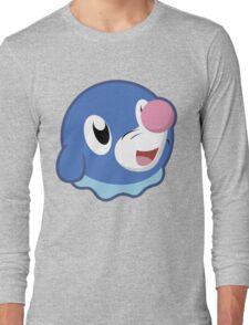 Popplio - Chibi Emblem Series Long Sleeve T-Shirt