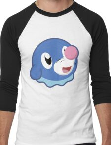 Popplio - Chibi Emblem Series Men's Baseball ¾ T-Shirt