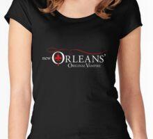 The Originals - New Orleans Original Vampire Women's Fitted Scoop T-Shirt