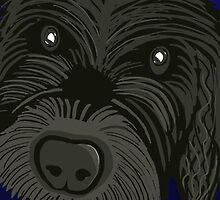 Shaggy Dog by Karen Harding