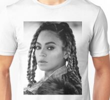 BEY WITH BRAIDS  Unisex T-Shirt