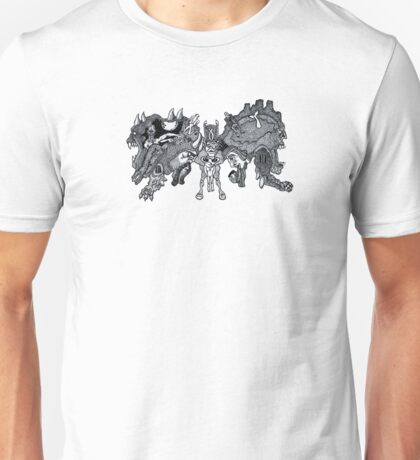 """""""The Wings of Guilt & Nightmares"""" Unisex T-Shirt"""