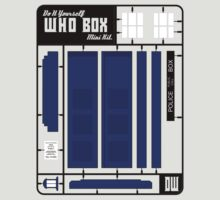 The Who Box Mini Kit by RooDesign