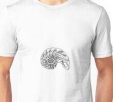 Fibonacci Unisex T-Shirt