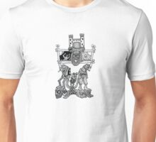 """""""The Castle of Day & Night"""" Unisex T-Shirt"""