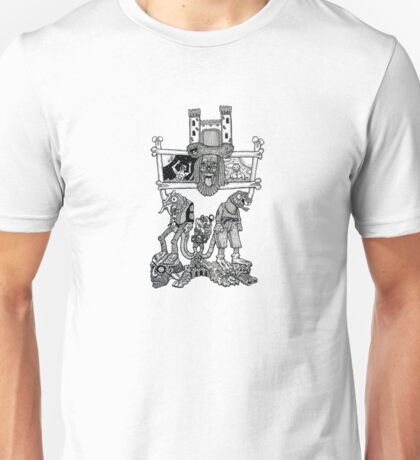 """The Castle of Day & Night"" Unisex T-Shirt"