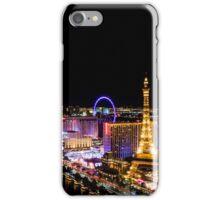 Las Vegas at Night iPhone Case/Skin