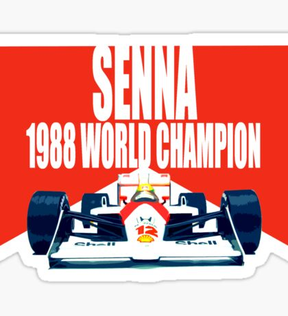 SENNA Sticker