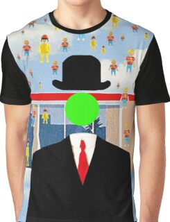 Magritte Graphic T-Shirt