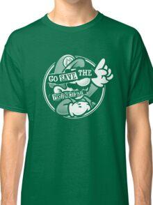 Save the Princess Classic T-Shirt