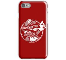 Save the Princess iPhone Case/Skin