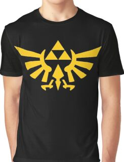 Triforce Graphic T-Shirt
