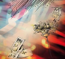 Three Cards by BorisBurakov