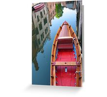 Venice 11 Greeting Card