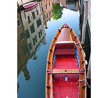 Venice 11 Photographic Print