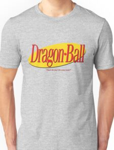 Seinfeld Ball -Alt w/Quote Unisex T-Shirt