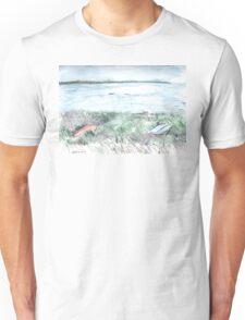 Inlet, Næs  Unisex T-Shirt