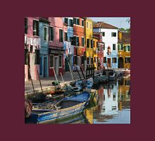Challenges 02 - Colors of Burano Unisex T-Shirt