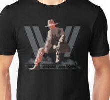 The black man westworld Unisex T-Shirt