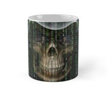gothic matrix code design Mug