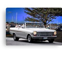 1965 Chevrolet Nova SS Convertible Canvas Print