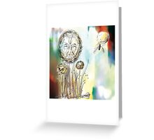 Thought Bubbles Greeting Card