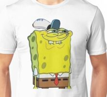Spongebob Pattern Unisex T-Shirt