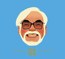miyazaki by scirenar
