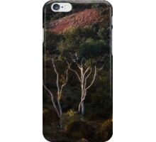 White gums in the ourback iPhone Case/Skin