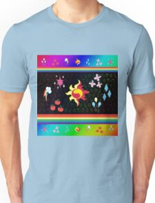 My Little Pony - Elements of Harmony Special V2 (Sunset Shimmer) Unisex T-Shirt