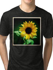 Sunflower Love Tri-blend T-Shirt