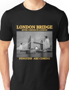 Penguins Apocalypse Unisex T-Shirt