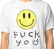 Smile before you go Classic T-Shirt