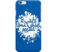 A Very Bad Tshirt Project iPhone Case/Skin